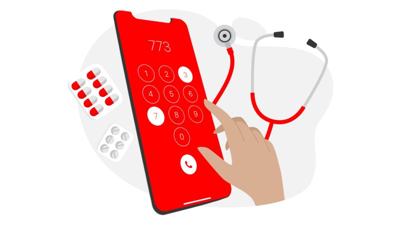 Vodafone Лікар поруч
