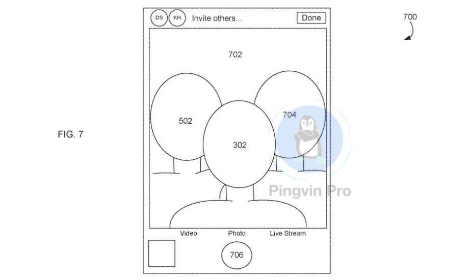 Apple розробляє ПЗ для віртуальних групових селфі