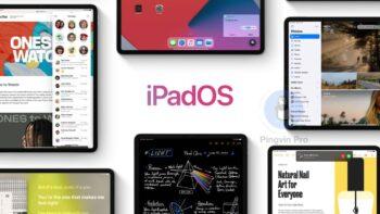iPadOS 14 / iPadOS 14.5