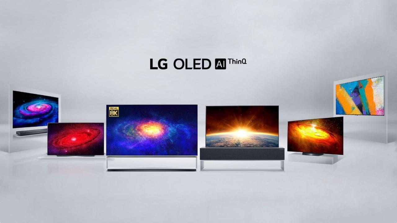 LG з технологією OLED і NanoCell 8К серії 2020