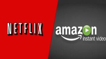 Netflix та Amazon Prime