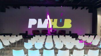 PMHUB - Київ - хол