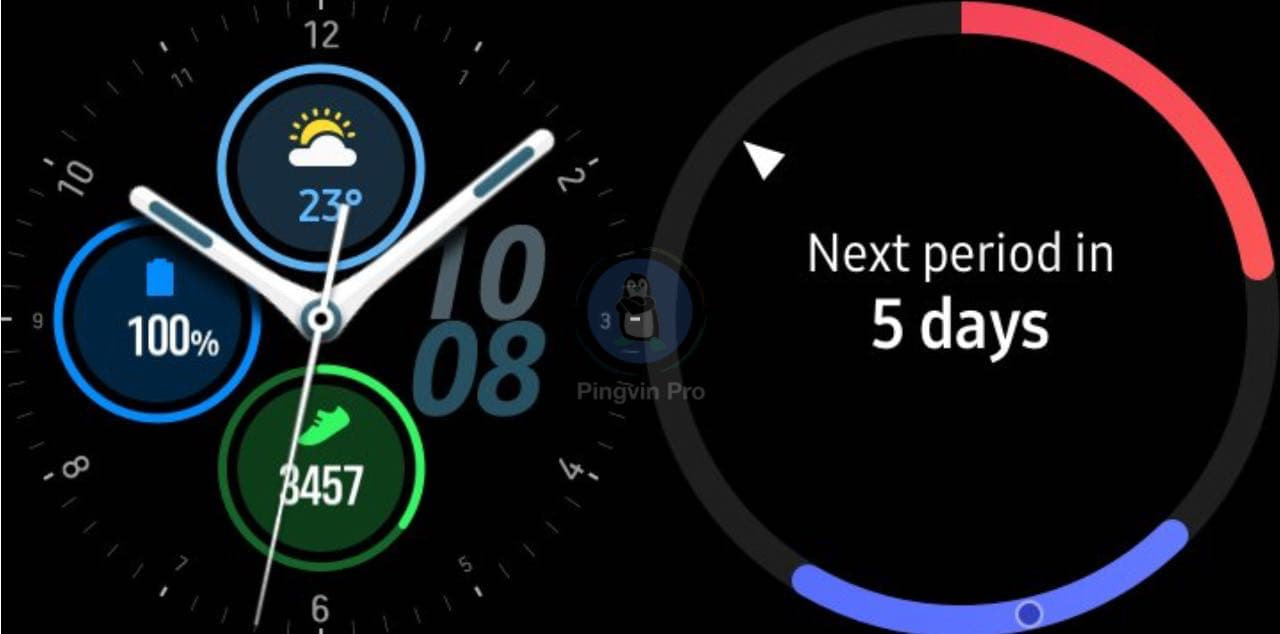 Samsung Galaxy Watch 3 прошивка