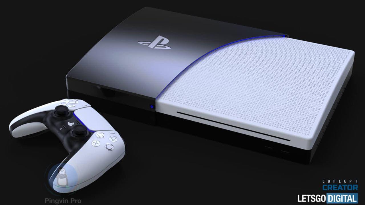 Концепт Sony PlayStation 5