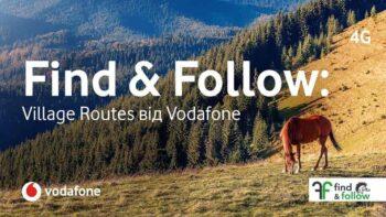 Vodafone (Village Routes - Find & Follow)