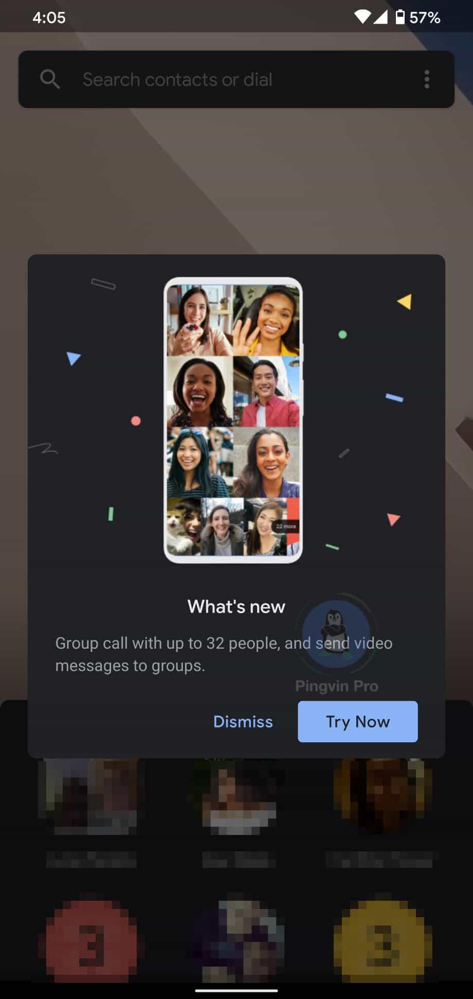 В Google Duo для Android додали підтримку до 32 осіб у групових дзвінках