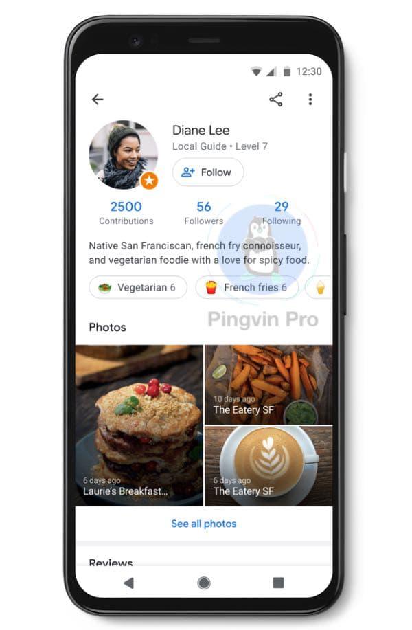 Google Maps перетворюється на соціальну мережу