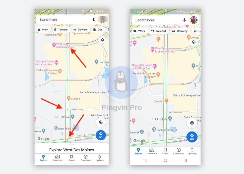 В додатку Google Maps з'явилася підтримка світлофорів