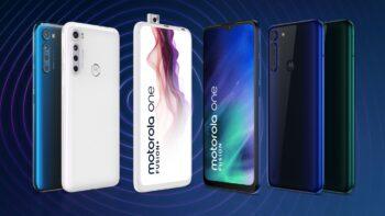 Motorola One Fusion - Motorola One Fusion Plus