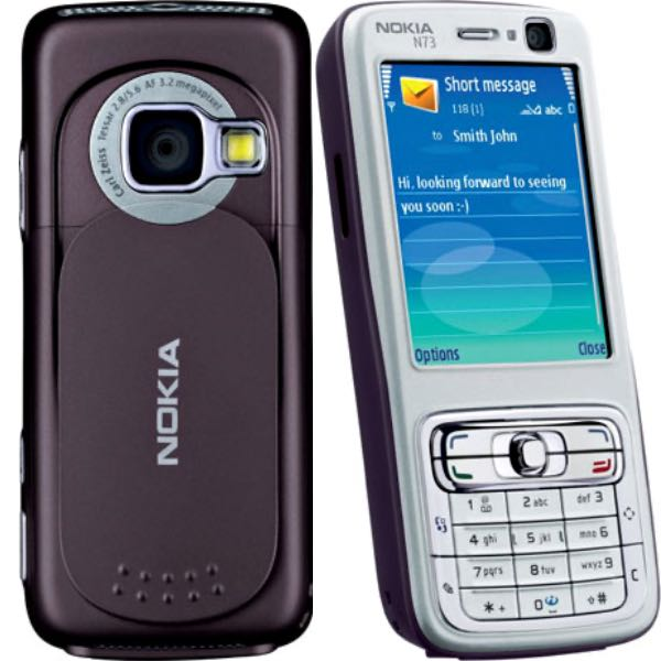 Nokia N73 2006