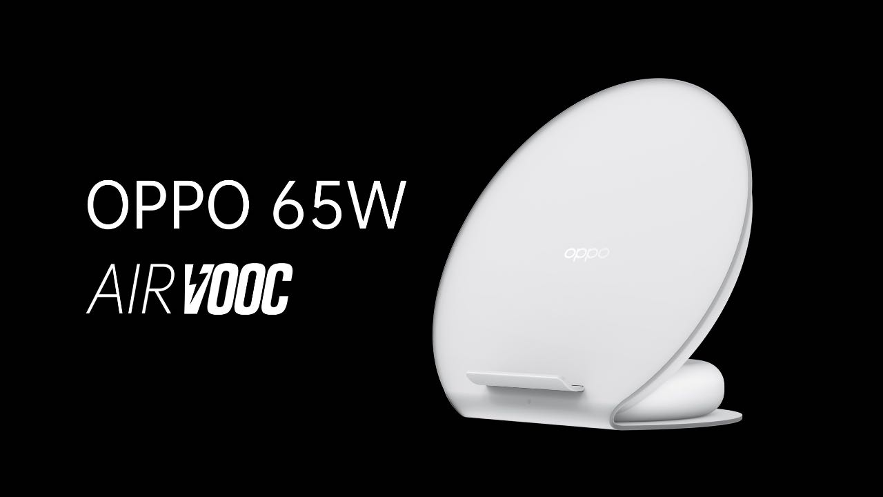 OPPO Flash Charge 65 Вт AirVOOC