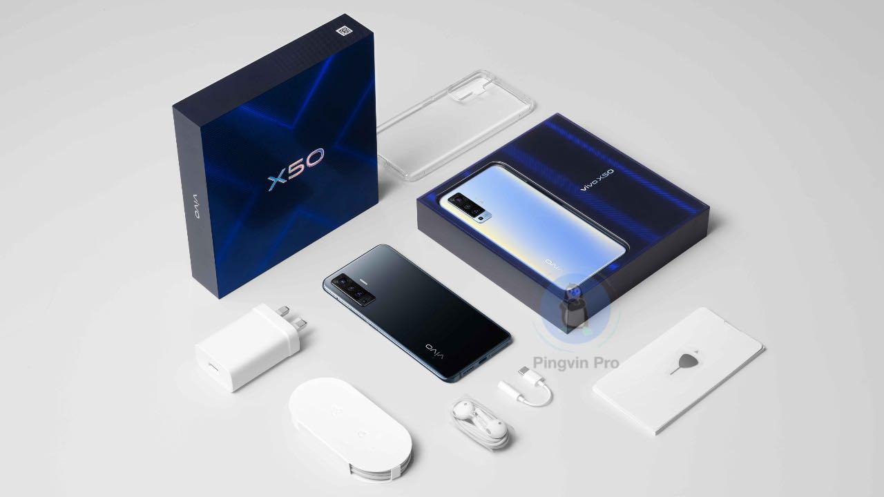 Vivo X50 та X50 Pro: характеристики, ціни та початок продажів в Україні