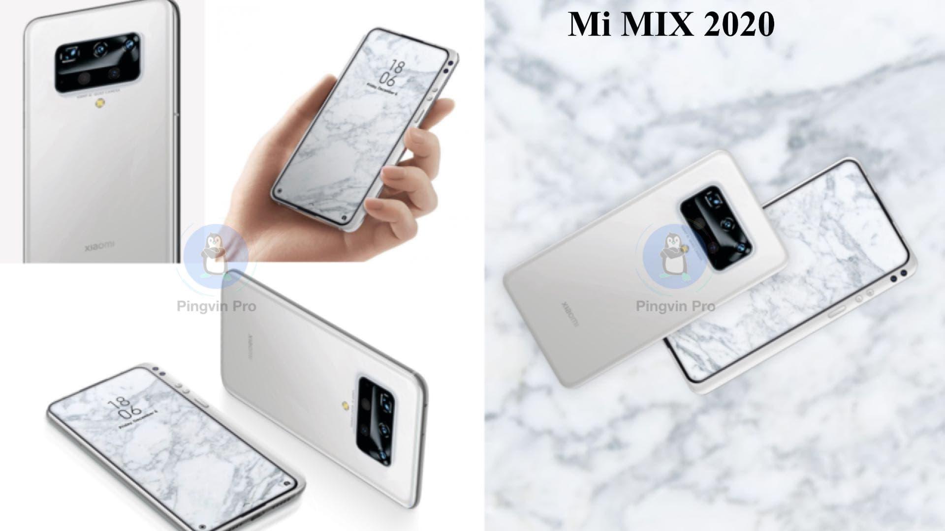 В мережі виявили ймовірний рендер Xiaomi Mi Mix 2020
