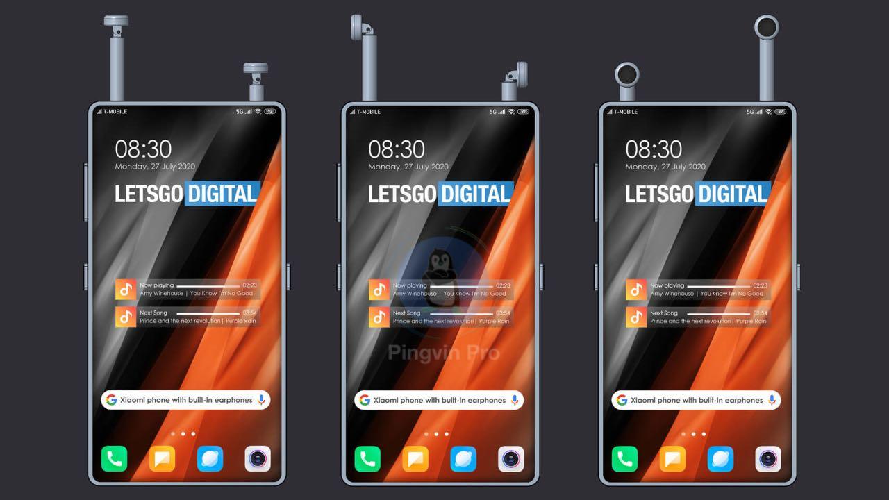 Xiaomi розробляє смартфон з бездротовими навушниками
