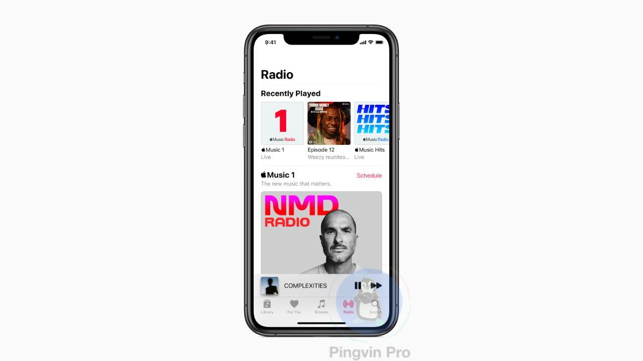 Компанія Apple представила оновлене Apple Music radio