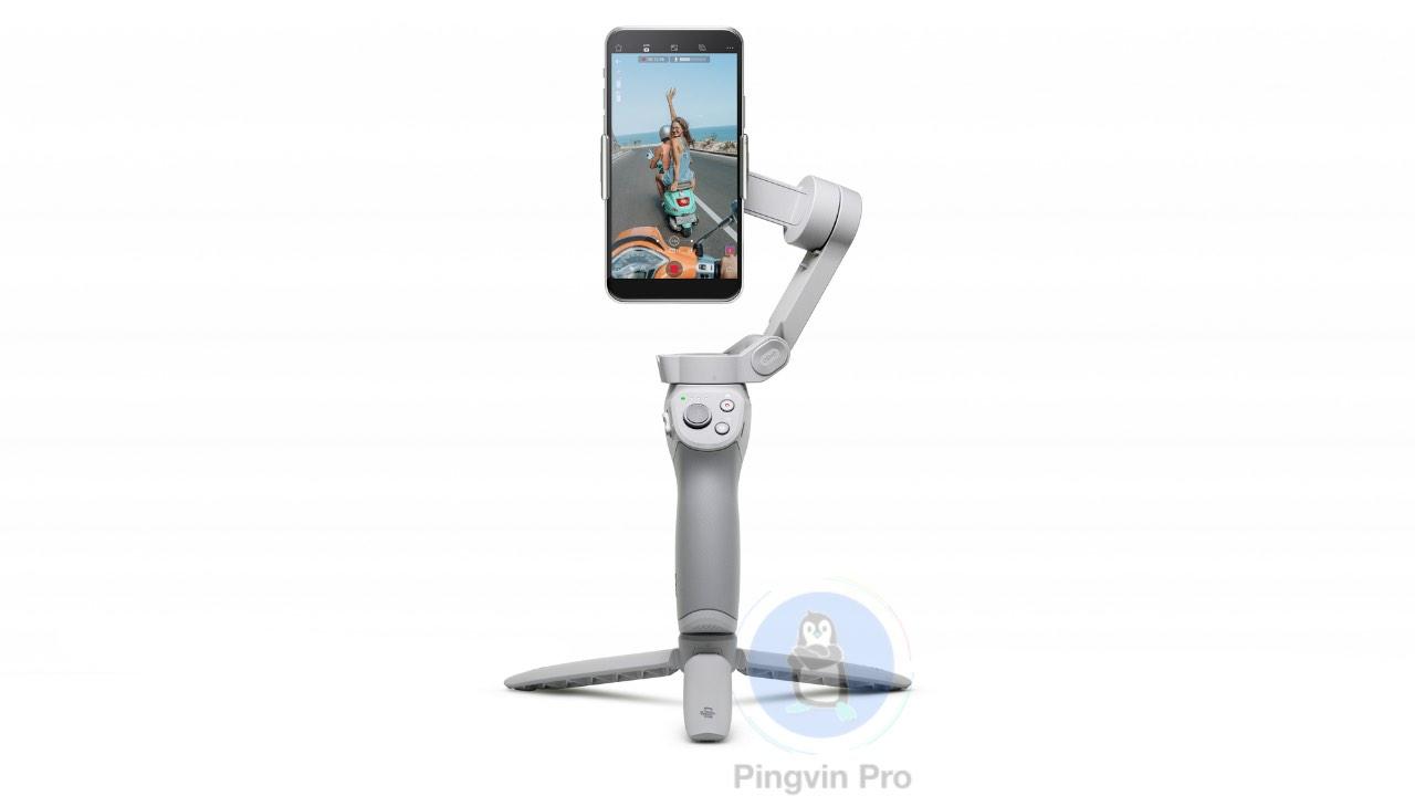 Fly Technology представила нове покоління мобільного стабілізатора DJI Osmo Mobile 4