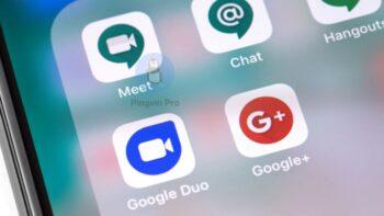 Duet / Google Meet