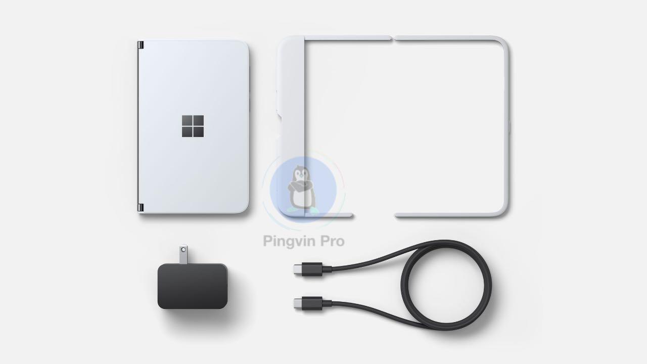 Microsoft розкрила технічні характеристики Surface Duo