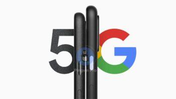Pixel 4a 5G та Pixel 5 / смартфони з 5G