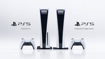 симулятор Sony PlayStation 5 / користувацький інтерфейс PlayStation 5