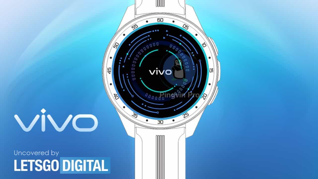 Vivo запатентувала три циферблати для розумного годинника