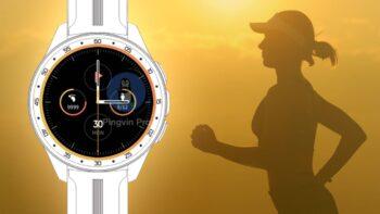 циферблат розумного годинника