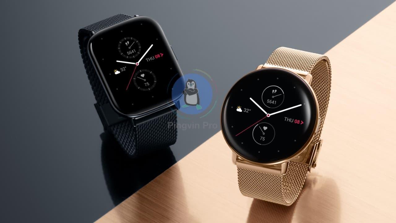 Huami представила розумні годинники Zepp E