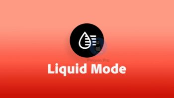 Adobe Liquid Mode