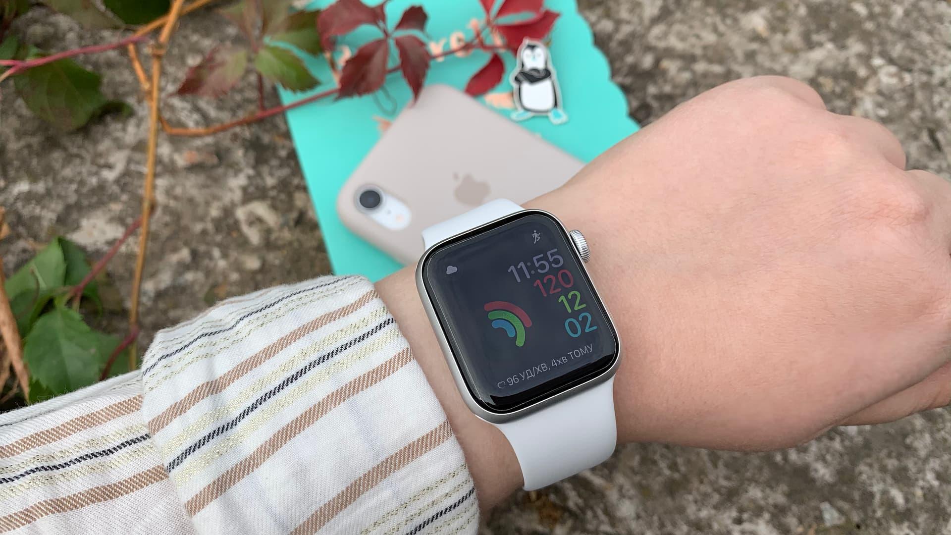 Apple Watch SE / Spotify / Як розблокувати iPhone за допомогою Apple Watch?