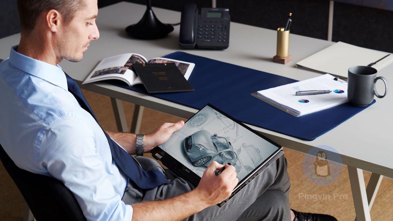 ASUS ZenBookFlip15 UX564