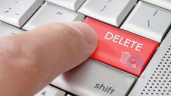 видалення файлів
