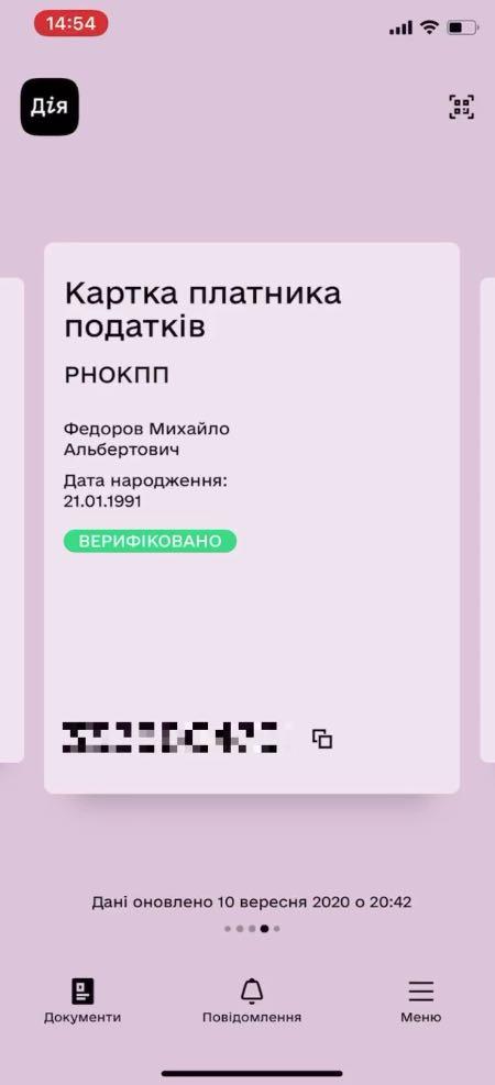 електронний ІПН