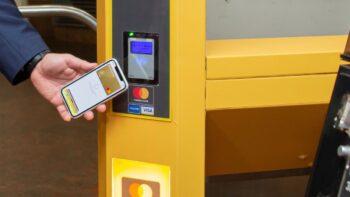 Дніпро - метро - безконтактна оплата - NFC