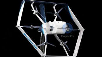доставка дронами MK27