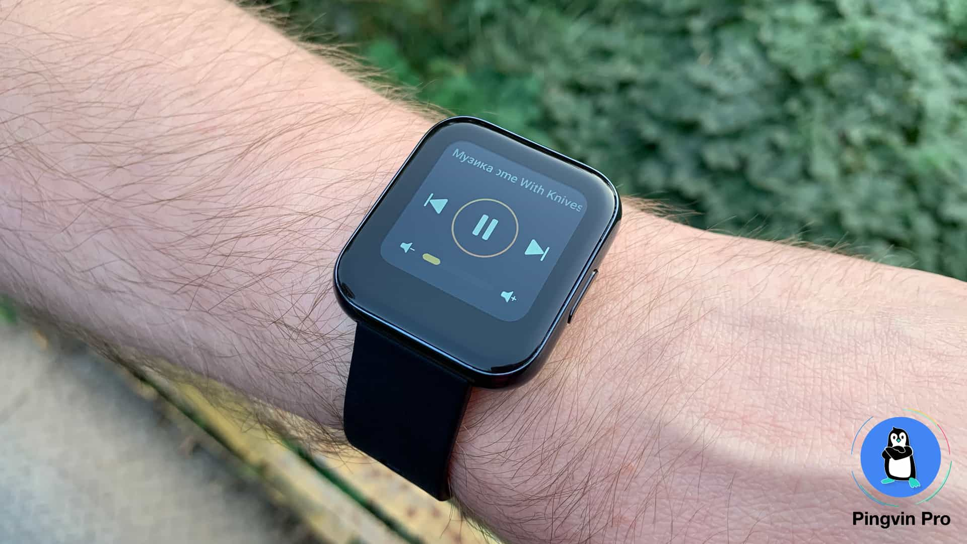 realme Watch (музика)