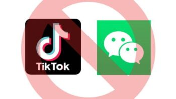 TikTok і WeChat