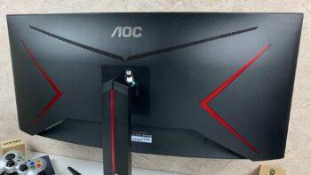 AOC CU34G2X (ігровий монітор)