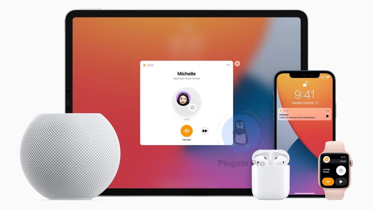 Apple представила доступний розумний динамік HomePod mini