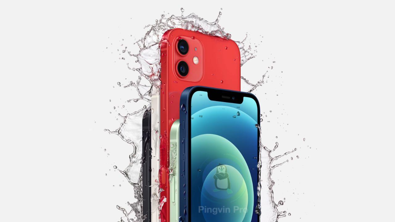 Apple iPhone 12 mini + iPhone 12