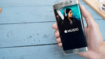 Apple Music 3.4 для Android