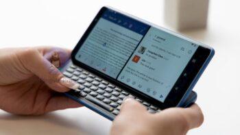 Смартфон Pro1 X працює на трьох ОС, включаючи Android