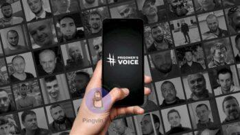 Відбулась презентація AR додатку #PrisonersVoice про бранців Кремля