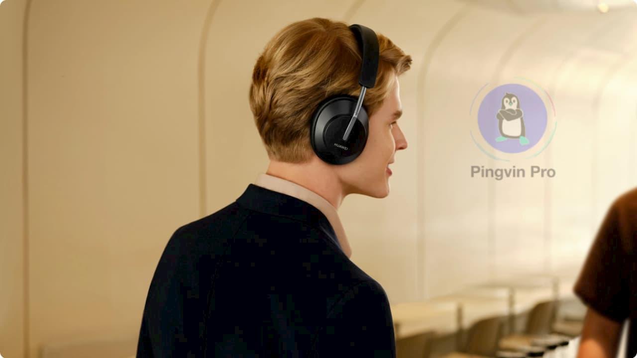 Huawei FreeBuds Studio з активним шумопоглинанням