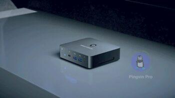 Міні-ПК MINISFORUM X35G збирає кошти на Indiegogo
