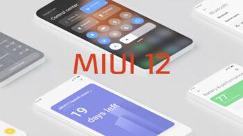 MIUI 12.5 / Google в MIUI 12