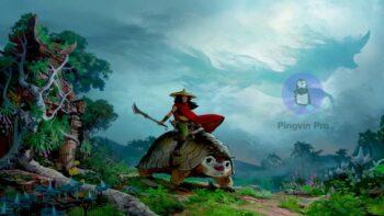 РАЯ ТА ОСТАННІЙ ДРАКОН: з`явився трейлер анімації від Disney