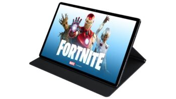 Samsung Galaxy Tab S7 - Fortnite