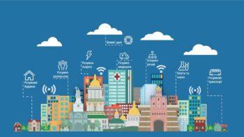 Smart City - Розумне місто (рішення для розумних міст)