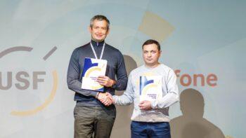 Vodafone Україна та «Український фонд стартапів»