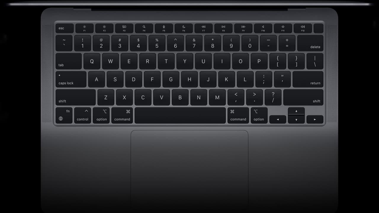 Magic Keyboard - Apple MacBook Air 13.3 (M1 2020)